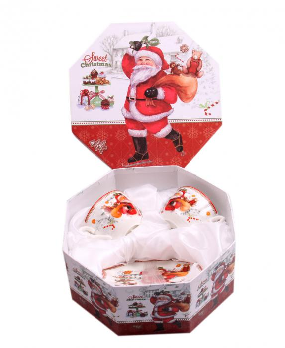 Christmas Coffee & Cookies for Santa + Decoratiuni de Craciun din Ceramica 5