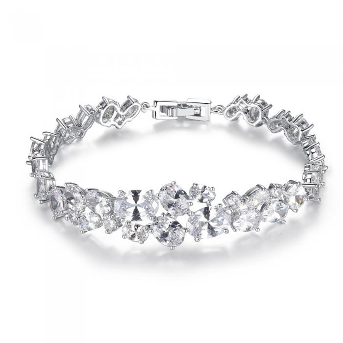 Bratara Bridal Luxury by Borealy-big