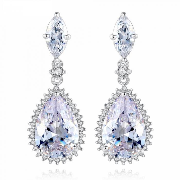 Cercei Bridal Fine Crystal by Borealy [0]