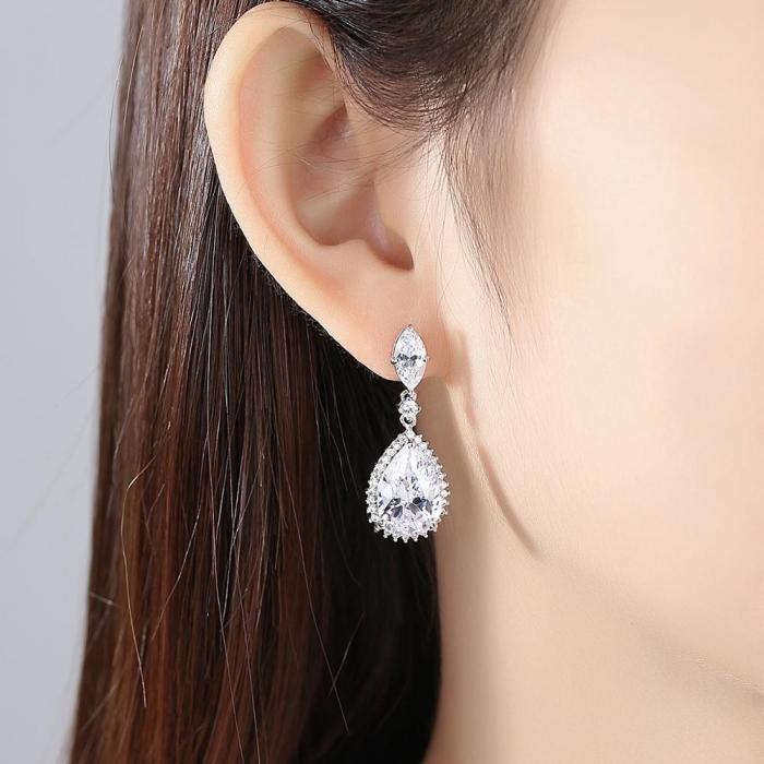 Cercei Bridal Fine Crystal by Borealy [1]