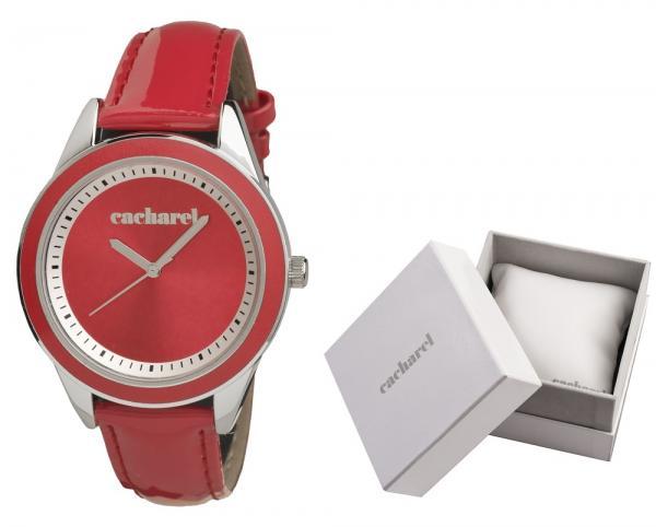 Ceas Red Monceau Cacharel & Cutie de ceasuri si bijuterii Borealy 2