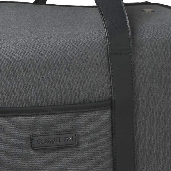 Luxury Travel Set Geanta Cerruti 1881 si Portofel piele naturala personalizabil 1