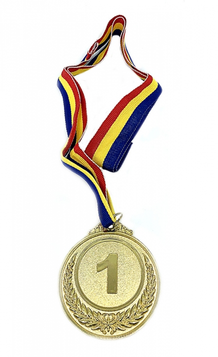Set Cadou Personalizabil Trofeu si Medalie [2]