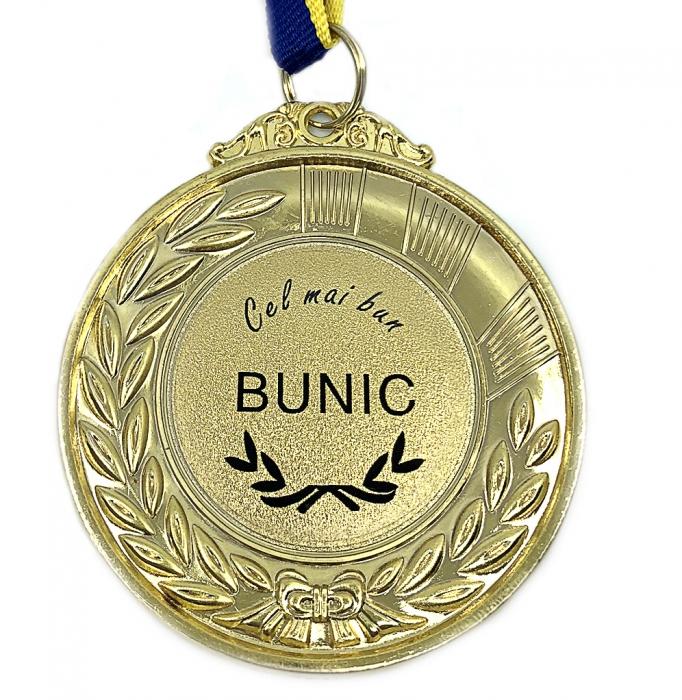 Set Cadou Personalizabil Trofeu si Medalie [6]