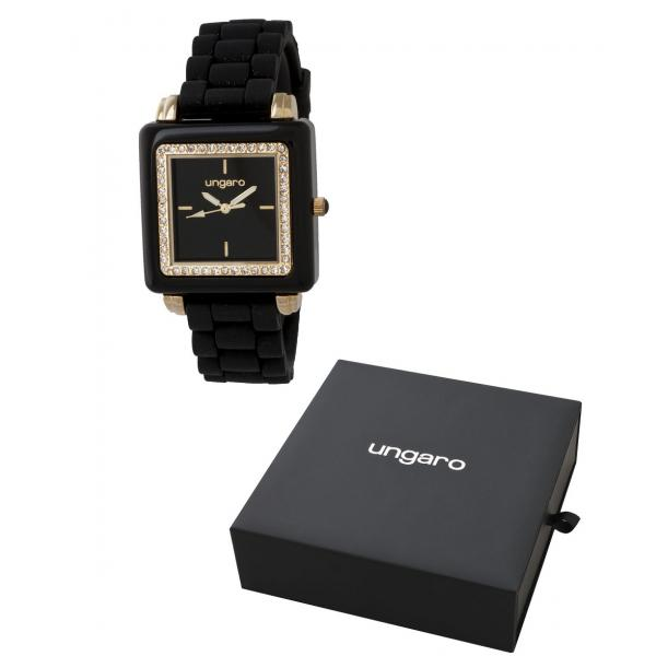 Elegant Time Gift Set Ceas Preziosa Ungaro si Cutie 3 Ceasuri - personalizabil-big