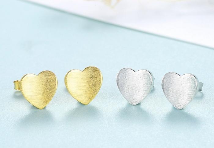 Cercei Borealy Argint 925 Heart [3]