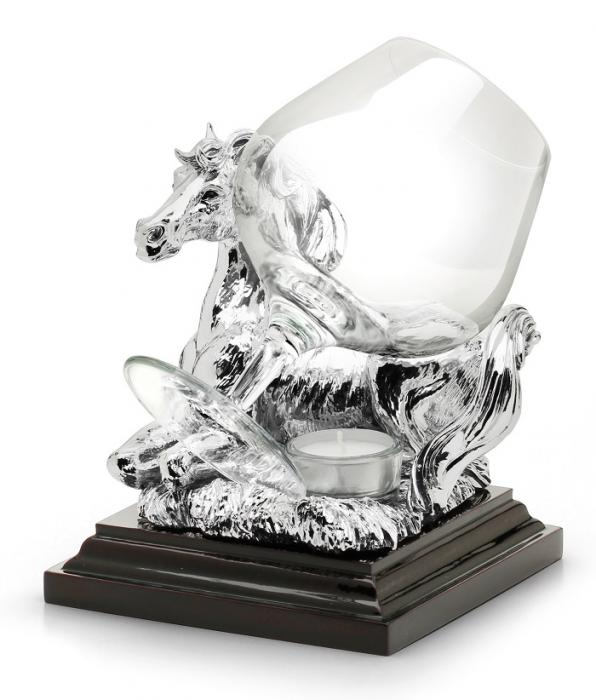 Încălzitor Cognac Silver Horse by Chinelli 0