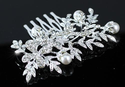 Agrafa Borealy Pearls Mini [2]