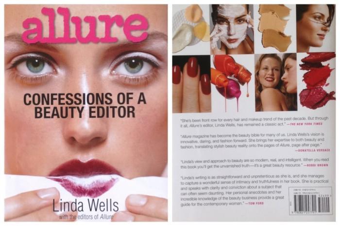 Cartea Allure: Confesiunile unui editor de reviste de infrumusetare de Linda Wells 1