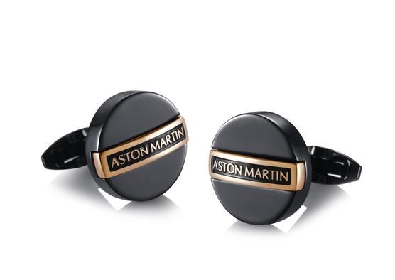 Butoni Aston Martin Black & Gold [0]