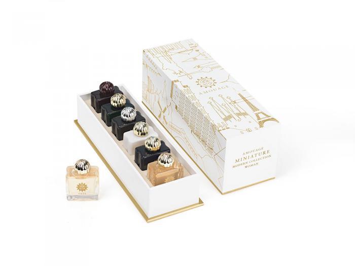 Set Apa de Parfum Amouage Modern Woman Miniatures 0