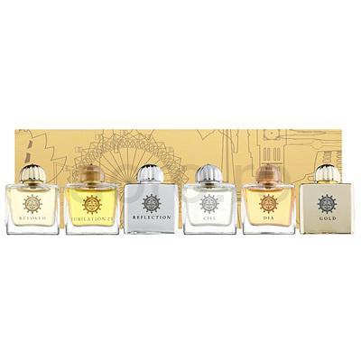 Set Amouage 6 Parfumuri Classic Women Miniatures si Esarfa Cacharel 1