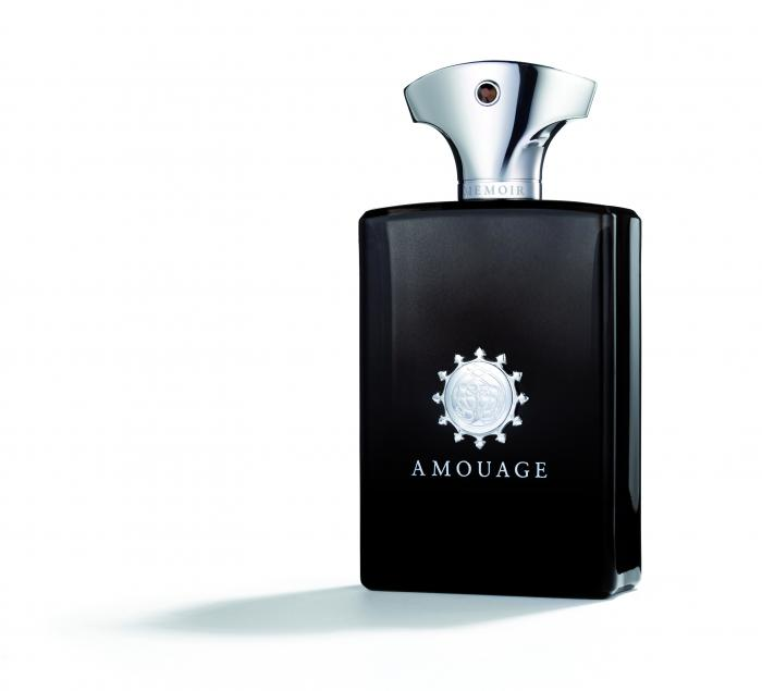 Apa de Parfum Memoir Man Limited Edition Amouage 0