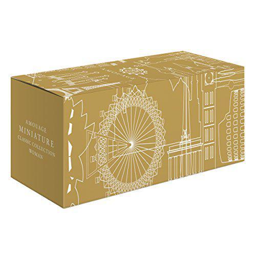 Set Amouage 6 Parfumuri Classic Women Miniatures si Esarfa Cacharel 3