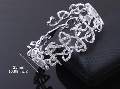 Victoria Diamonds Colier si Bratara-big