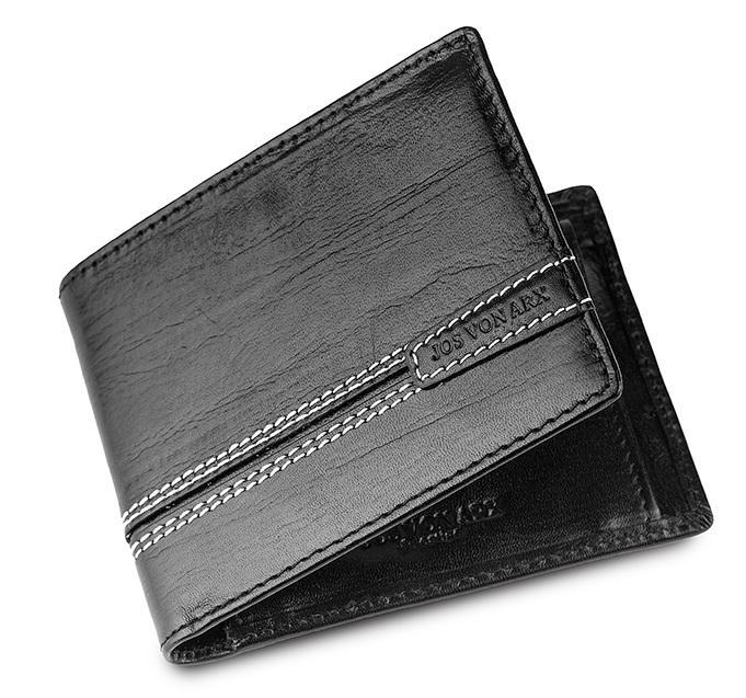 Black Leather Accessories Set for Men by Jos von Arx-big