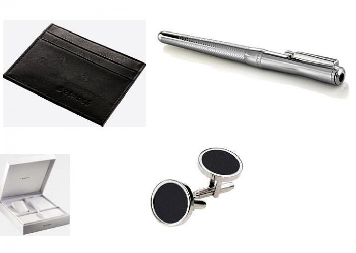 Black Luxury Gift Set by Zeades Monte Carlo 0