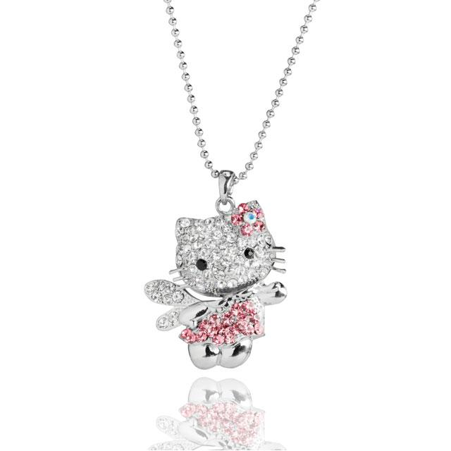 Medalion Borealy Hello Kitty Angel-big