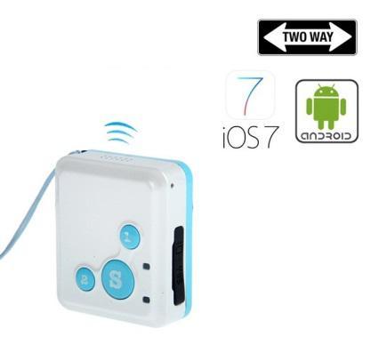 Borealy Ultra Small - Localizator GPS Copii / Bătrâni + Telefon mobil-big