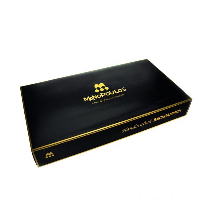 Table premium cu SL - NUC AMERICAN CU STEJAR NEGRU made in Greece by Manopoulos [5]