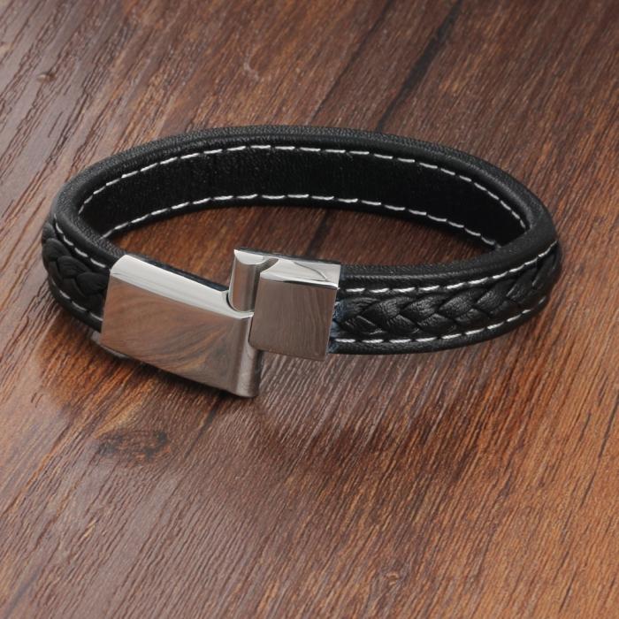 Brăţară Barbati Sport Leather-big