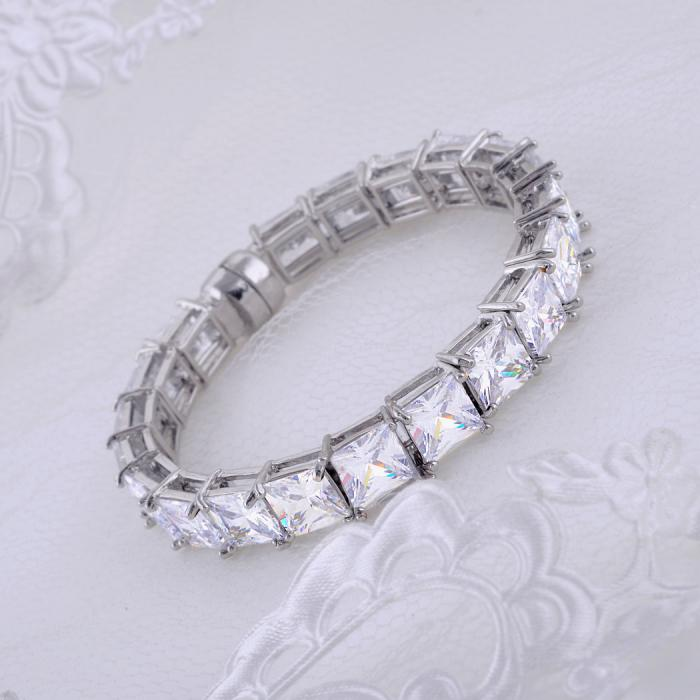 Brăţară Borealy Square Diamonds 2