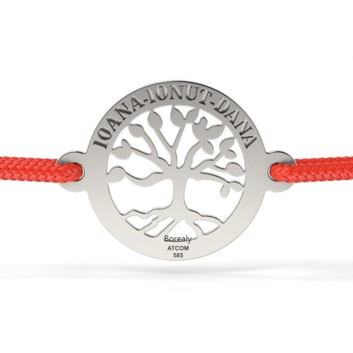 Bratara Copacul Vietii din argint 925 personalizabila-big
