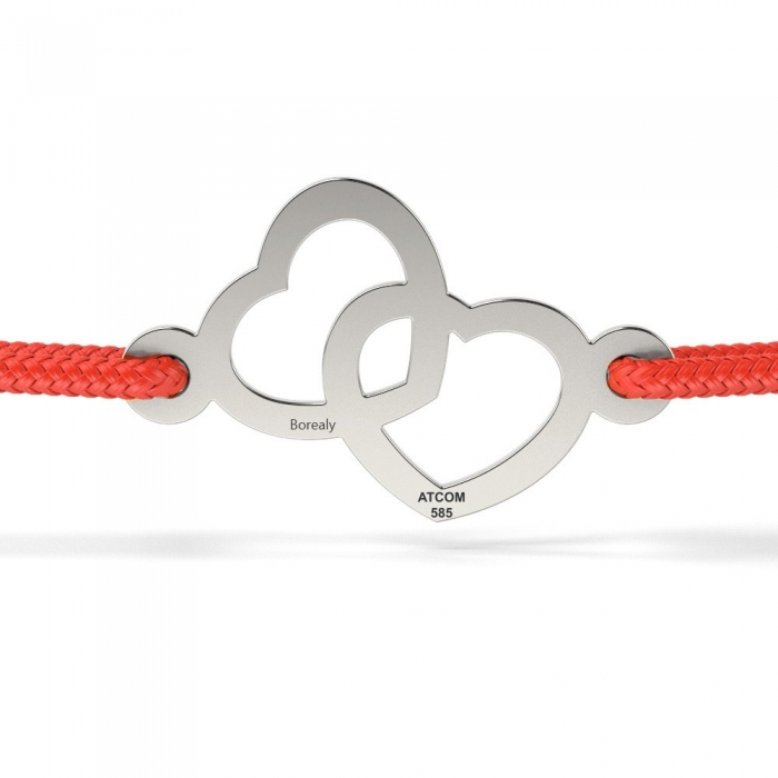 Bratara  Heart of Sun din Argint 925 personalizabila-big