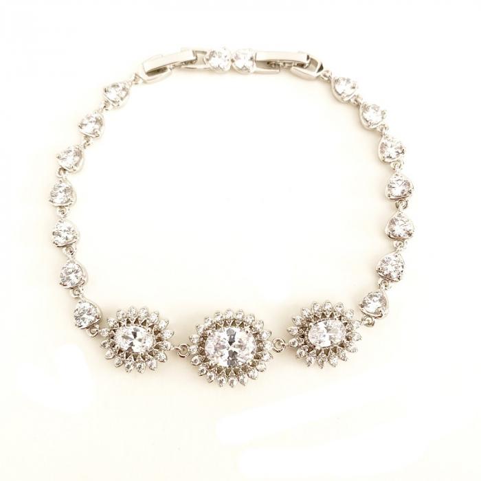 Bratara Princess Diamonds [0]