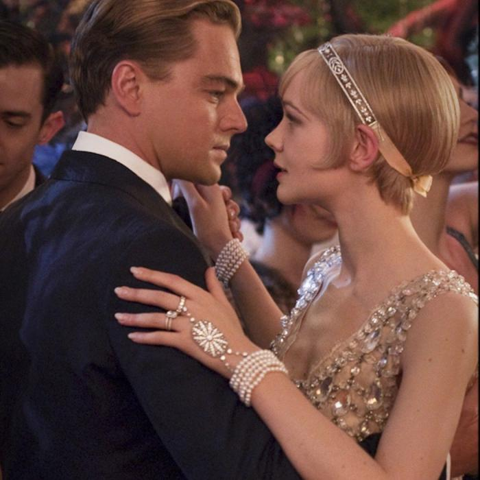 Great Gatsby Pearl Brăţară 3