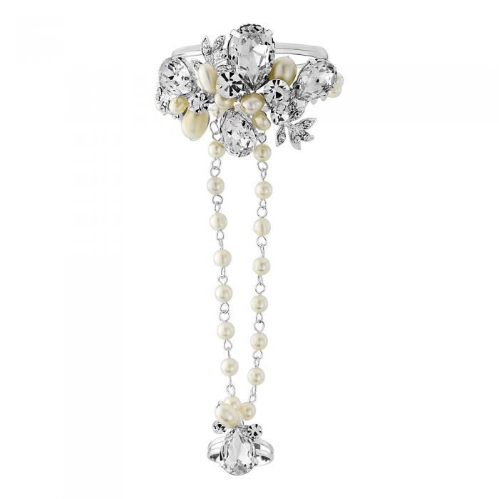 Bratara Borealy Pearl Luxury Hand 0