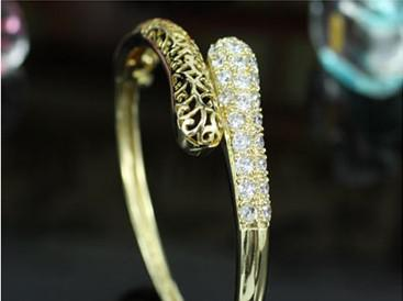 Brăţară Bangle Maroc Goldy 4