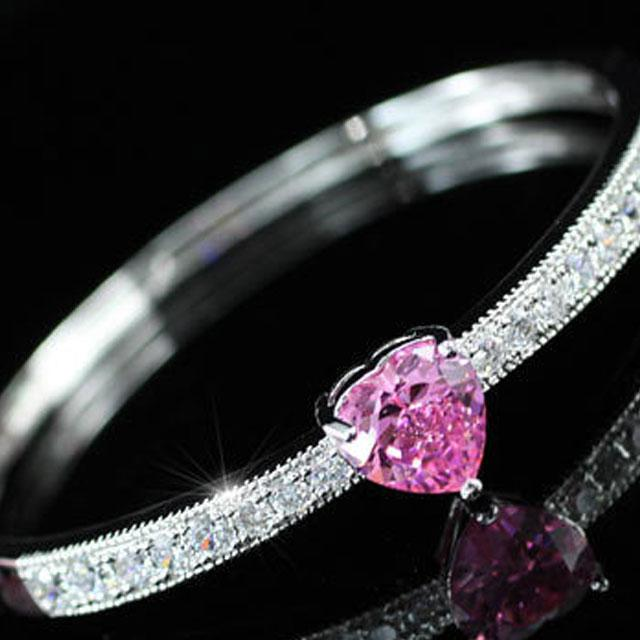 Brăţară Borealy Bangle Pink Love 3
