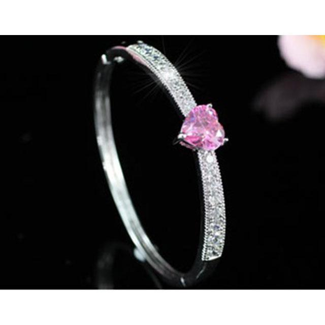Brăţară Borealy Bangle Pink Love 5