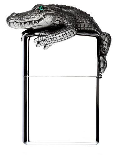 Brichetă Zippo Krokodil-big