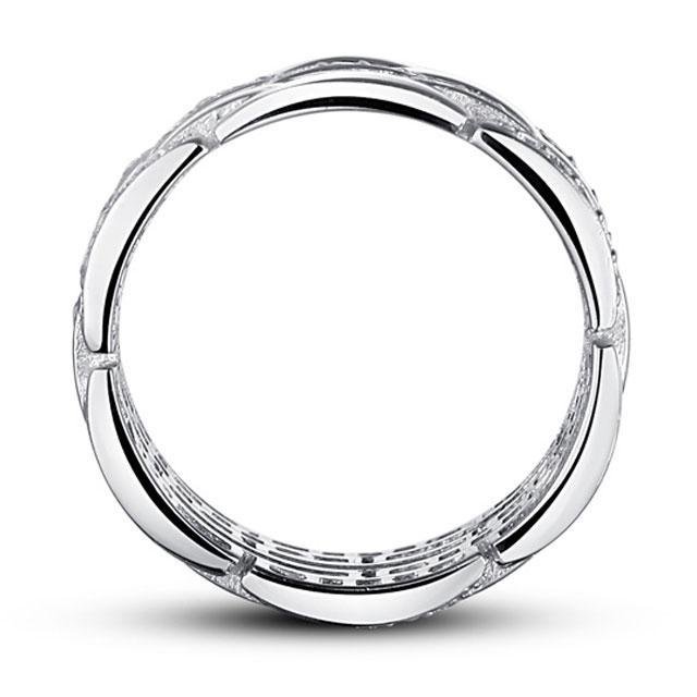 Inel Borealy Argint 925 Brilliance Marimea 8-big