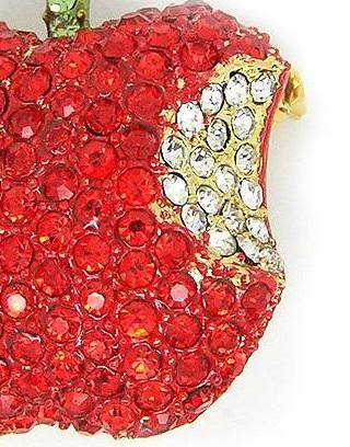 Broşă Măr Borealy 1