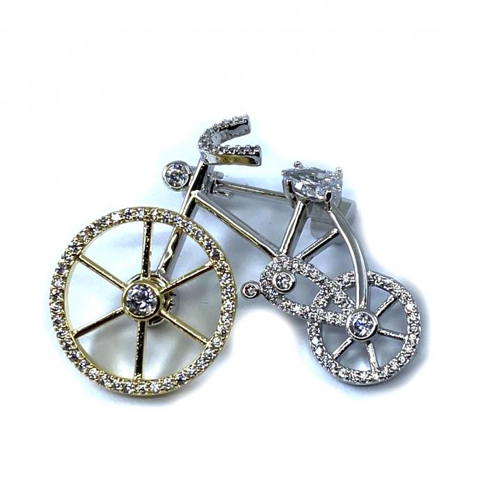 Brosa Bicicleta by Borealy 0
