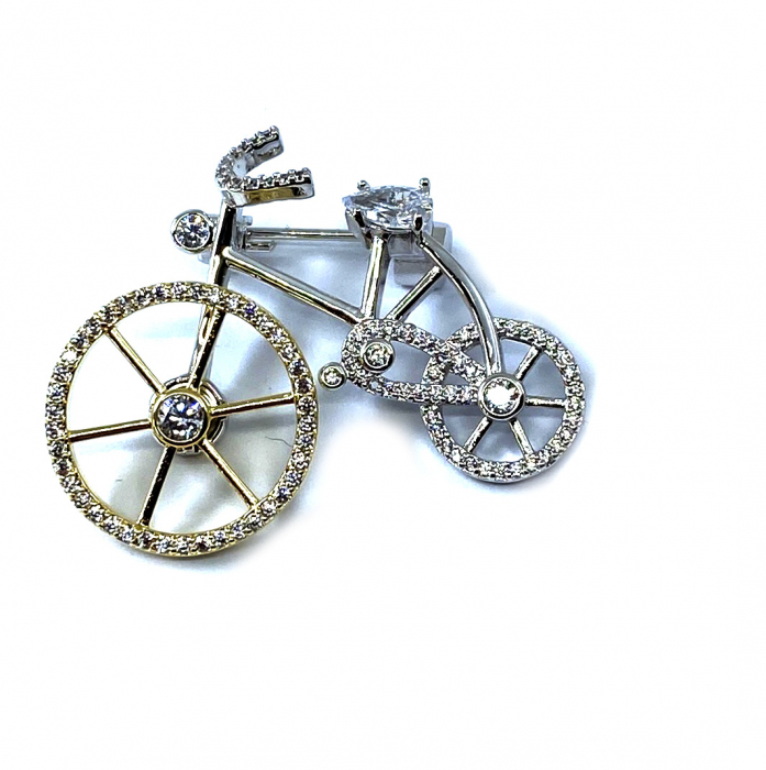 Brosa Bicicleta by Borealy 1