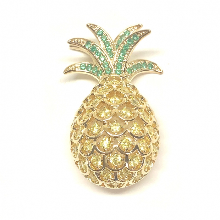 Brosa Gold Pineapple 0