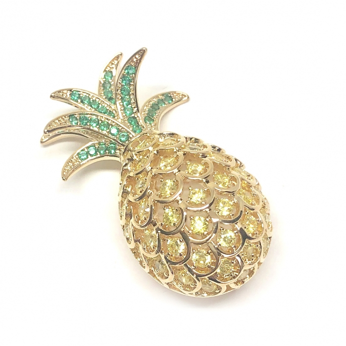 Brosa Gold Pineapple 1