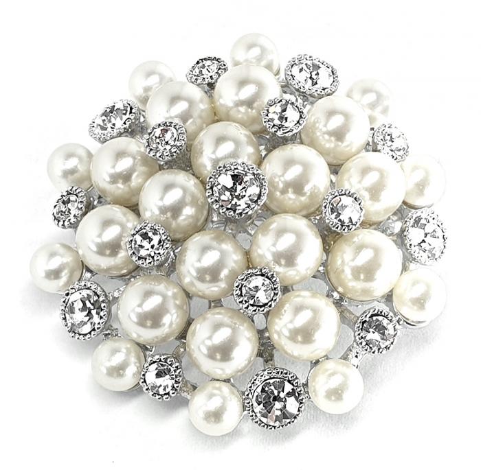 Brosa Opulence Pearl [0]
