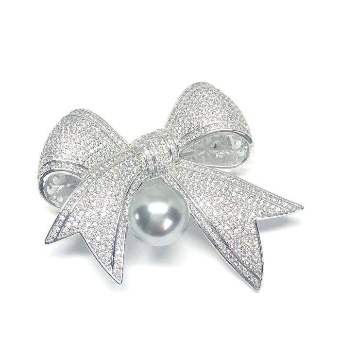Brosa Fundita White Pearl [1]