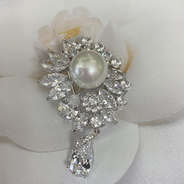 Brosa Pearl Blooming 1