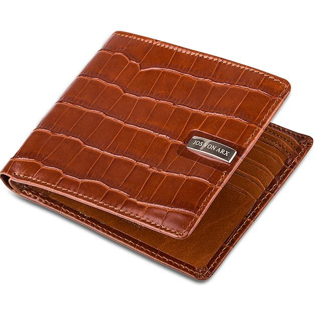 Brown Accessories for Men by Jos Von Arx & Hennessy 3