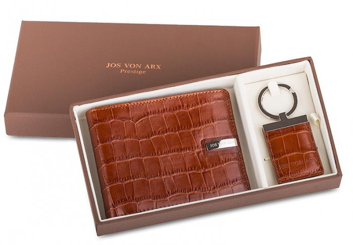 Brown Accessories for Men by Jos Von Arx & Hennessy 1