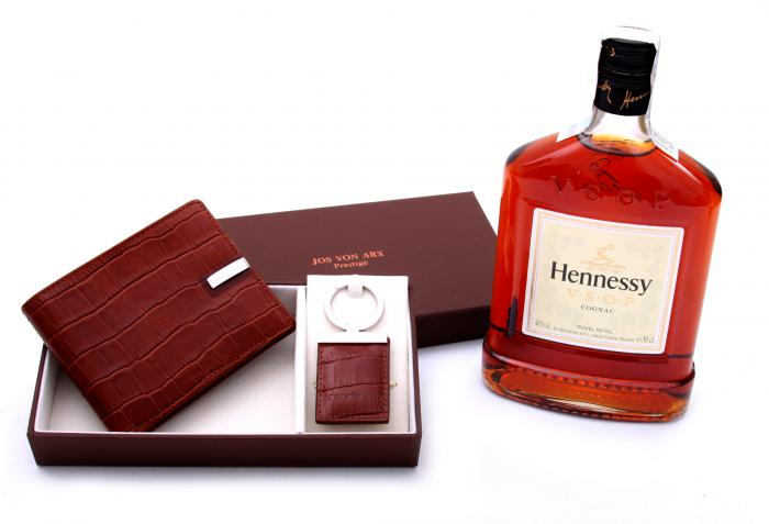 Brown Accessories for Men by Jos Von Arx & Hennessy 2