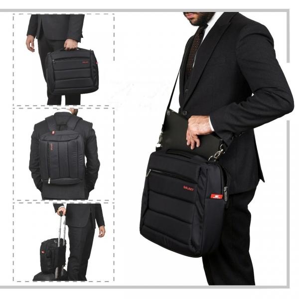 Business Borealy Geantă & Rucsac laptop 3 în 1 0