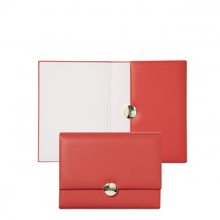 Business Red Madeillon Agenda Nina Ricci 0