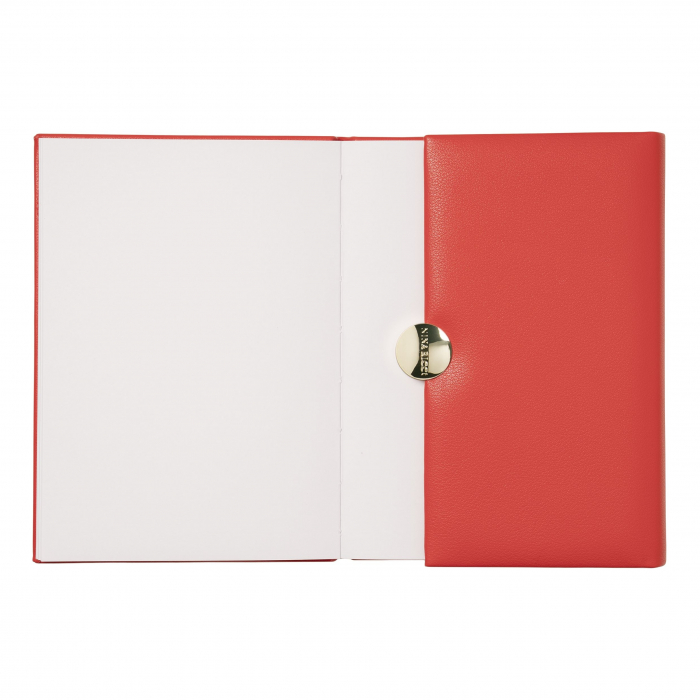 Business Red Madeillon Agenda Nina Ricci 5